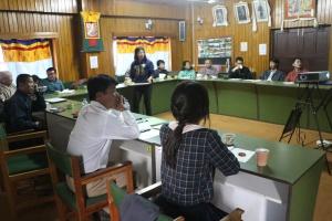 JICA Consultation Study Mission Team Visit | RNR RDC Bajo