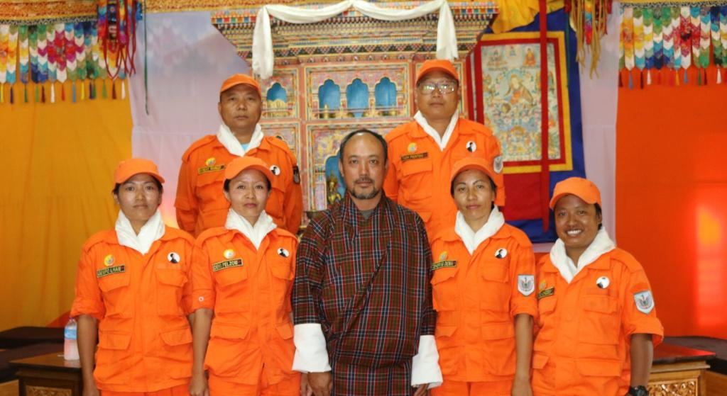 The 40th De-Suung Graduated of ARDC Bajo